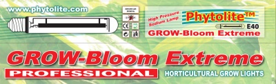 BULBO PHYTOLITE 400 W HPS-AGRO GROW-BLOOM EXTREME