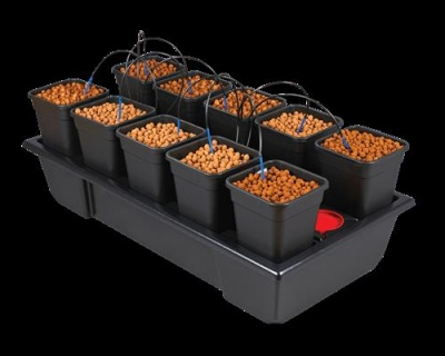 NEW - WILMA GROWSYSTEM 10 SMALL WIDE (10X6.5L) 120X60X20CM - KT510AW/AW510V2
