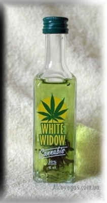 distillato white widow